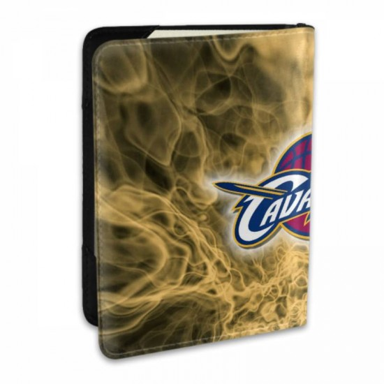 Different Styles Cleveland Cavaliers passport holder 6.5 in #242733 For Men and Women